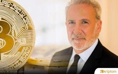 Peter Schiff, Cüzdanına Erişimini Kaybettikten Sonra Bitcoin'e (BTC) Sahip Olmanın 'Kötü Fikir' Olduğunu Söyledi