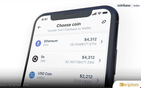 Popüler Kripto Para Borsası Ve Cüzdan Uygulaması Coinbase'de Önemli Değişiklik
