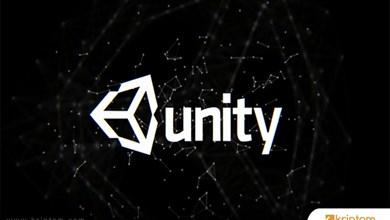 Popüler Oyun Motoru Unity, Blockchain Tabanlı Benzersiz Oyun İçi Token Sistemi Patentini Açıkladı