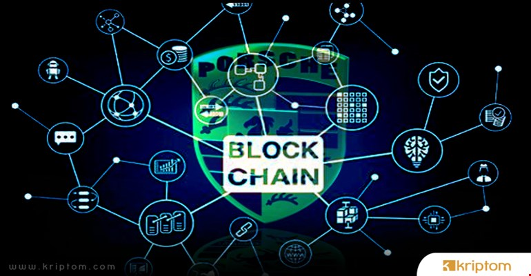 Porsche Blockchain teknolojisini benimsiyor