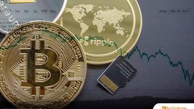 Ripple, Bitcoin Cash ve Bitcoin Gold en kötü düşüş seviyelerini görmekte