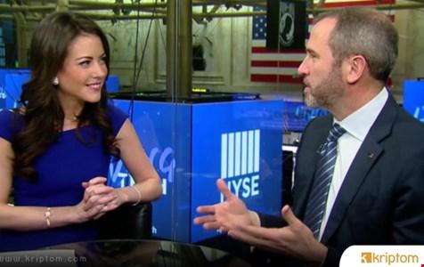 Ripple CEO'su Brad Garlinghouse CNN ile Röportaj Yaptı