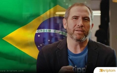 Ripple CEO'su ve Diğer Temsilciler Brezilya Merkez Bankası Başkanı ile Görüştü