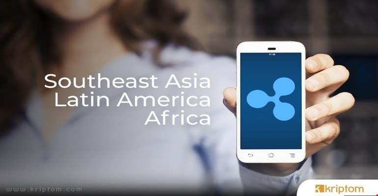 Ripple Güneydoğu Asya, Latin Amerika ve Afrika'da Sınır Ötesi Ödemeler İçin Hamle Yapıyor