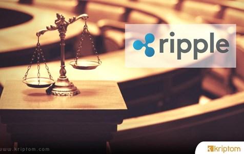 Ripple Tarafından Yasadışı Olarak Satıldığı İddia Edilen XRP'yi Zor Günler Bekliyor