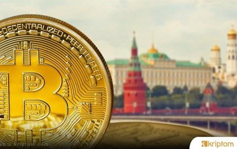 Rusya Bitcoin ve Kripto Para Alanına Yönelik Yeni Yaklaşımlar Geliştiriyor