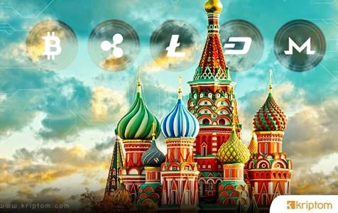 Rusya Ekonomisi için Kripto Para Birimleri