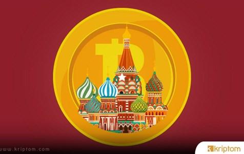 Rusya'daki Kripto Para Birimi Bağlantılı Banka Hesapları Dondurulabilir
