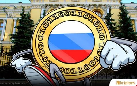 Rusya'dan CryptoRuble geliyor