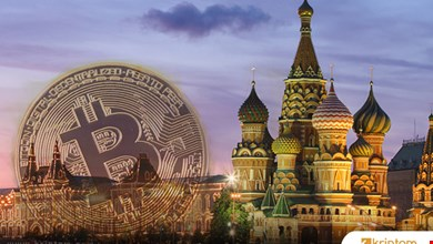 Rusya'nın gözü yeni kripto para yasasında