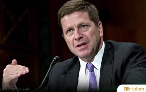 SEC Başkanı Jay Clayton'a Yeni Görev