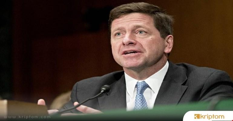 SEC Başkanı, Senato Bankacılığı Komitesi'nden önce DLT, Stablecoinler ve Libra Vurgusu Yaptı