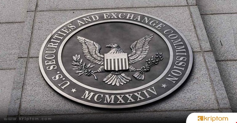 Sec'den BTC ETF'ye Red
