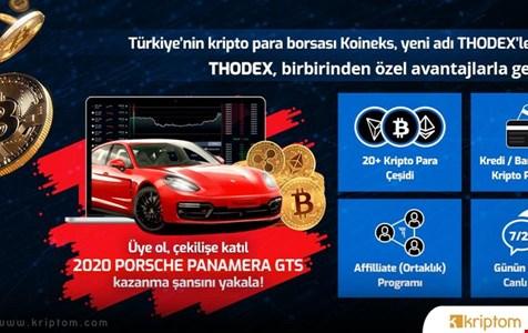 Sıcak Gelişme: Türkiye'nin Öncü Bitcoin Borsalarından Koineks Yeni İsmini Duyurdu