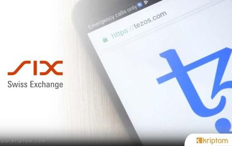 SIX, İsviçre'de Tezos'a Dayalı Bir ETP Başlattı
