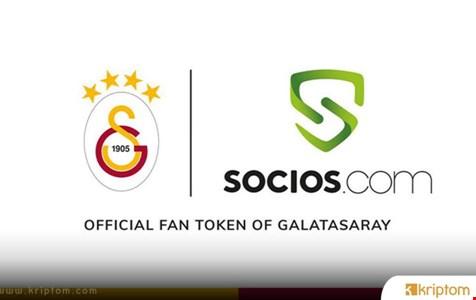 Socios.com Galatasaray'ın Çağrısını Destekledi
