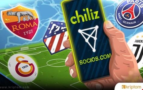 Socios.com İlk 100 Gününü Anlattı - İşte Ayrıntılar