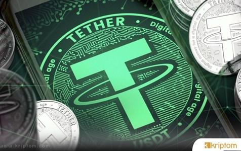 Son Düşüş Tether'i Kripto Para Dünyasının 4 Numarası Yaptı