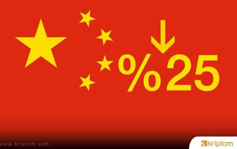 SON HABER: Çinde Kripto Para Yasağı Söylentisi BİTCOİN, ALTCOİN Değerlerinin %25 Düşüşüne Sebep Oldu.