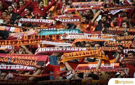 Sporda Dev Kripto Hamlesi: Galatasaray Kripto Para Birimini Başlattı