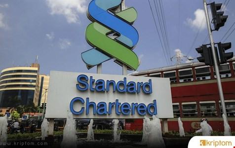 Standard Chartered, Avrupa'da Kurumsal Kripto Komisyonculuğuna Başlıyor