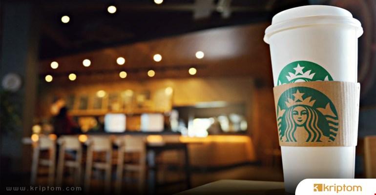 Starbucks Bitcoin Ödemesi İle Kahve Satışına Hazırlanıyor