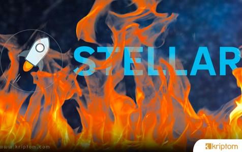 Stellar Lumens 55 Milyar Koin Yaktı - Fiyatta Son Durum