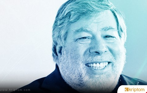 Steve Wozniak'tan Bitcoin'e Destek