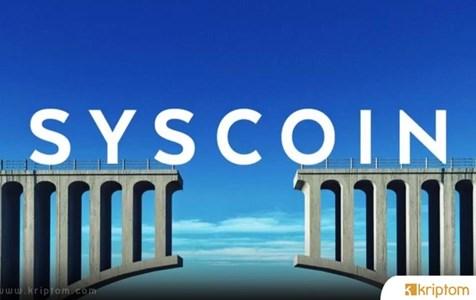 Syscoin (SYS), Ethereum (ETH) ile Tamamen Merkezi Olmayan Köprü Kurdu