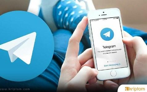 Telegram ABD'li Yatırımcılara Projeden Ayrılmalarını Söyledi
