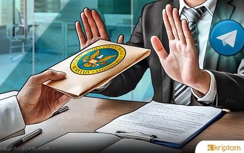 Telegram, Son Karar'da SEC'in Yasalara Aykırı Davrandığını İddia Ediyor