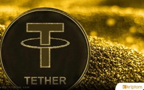 Tether, Ethereum ve Tron Ağında Altın Destekli Stablecoin'i Başlattı