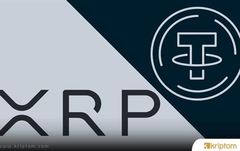 Tether'ın XRP'yi Geçmesine Ramak Kaldı