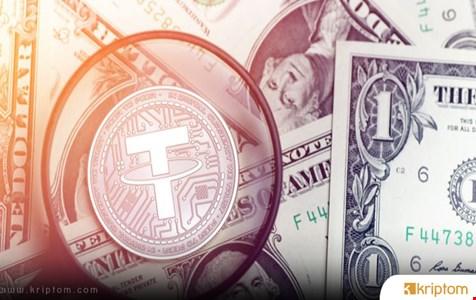 Tether İnternet Sitesindeki Açıklamayı Değiştirdi: Bütün Rezerv Dolar Değil