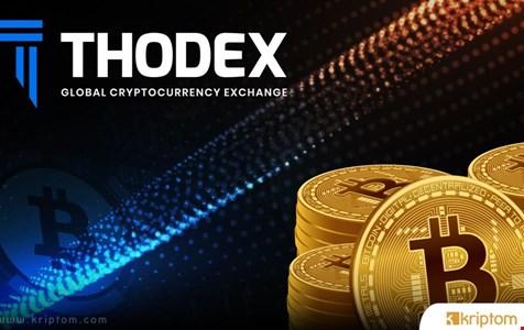 Thodex iOS Uygulaması App Store'da Yayında