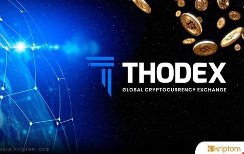 THODEX Popüler Altcoin'i Listeliyor