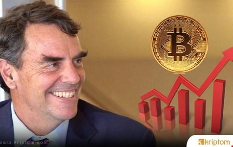 Tim Draper Bitcoin'i (BTC) Takip Etmek Nakitten Daha Kolay