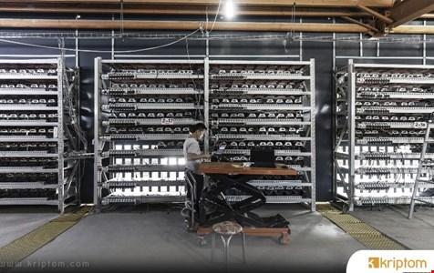 Toplam Bitcoin Madenciliğinin % 65'i Çin'de Gerçekleşiyor