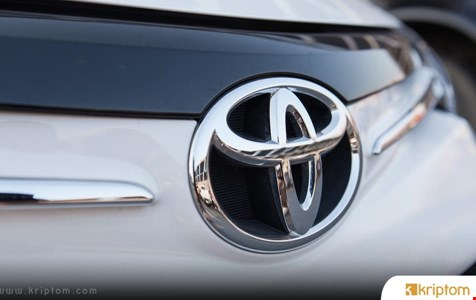 Toyota, Blockchain Tabanlı Kimlik Çözümünü Tamamladı