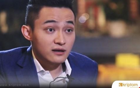 Tron CEO'su Justin Sun'ın Weibo'daki Hesabı Kapatıldı