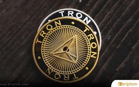 TRON Haftalık Raporunu Açıkladı – İşte Son Gelişmeler