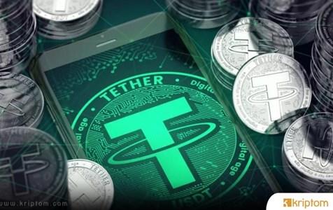 Tron (TRX) Blockchain'de Yaklaşık 1 milyar Tether (USDT) Basıldı