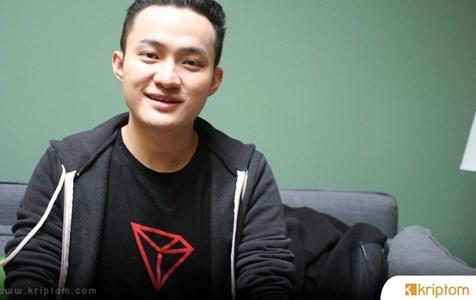 TRON (TRX) CEO'su Justin Sun 'İnterneti Yeniden Şekillendirecek' Projesini Duyurdu
