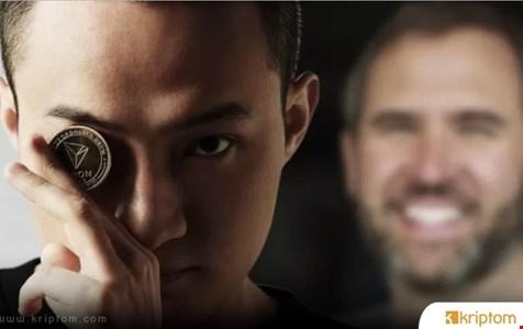 Tron'un CEO'su Justin Sun, Ripple CEO'sundan Kısa Bir Süre Sonra CNN ile Röportaj Yaptı