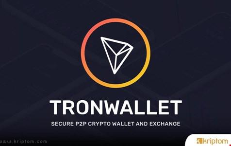 TronWallet Bazı Heyecan Verici Özelliklerle Yeni Sürümü Çıkardı