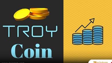 Troy Ticaret Borsası (TROY) Nedir ? TROY  Tokeni  Nedir ?