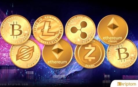 Tüm Kripto Pazarının Değeri 1,7 Trilyon Dolara Kadar Düşüyor