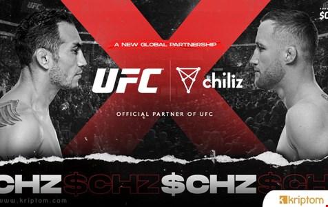 UFC®VE CHILIZ Küresel Ortaklık Duyurdu