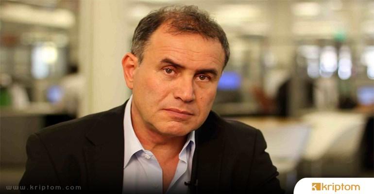 Ünlü Ekonomist Nouriel Roubini Kripto Paralar Hakkındaki Olumsuz Yorumlarına Bir Yenisini Ekledi