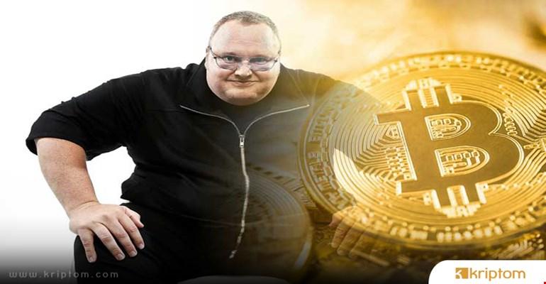 Ünlü İnternet Girişimcisi Kim Dotcom: Hisselerinizi Hemen Satın, Kripto Paralara Yatırım Yapın!